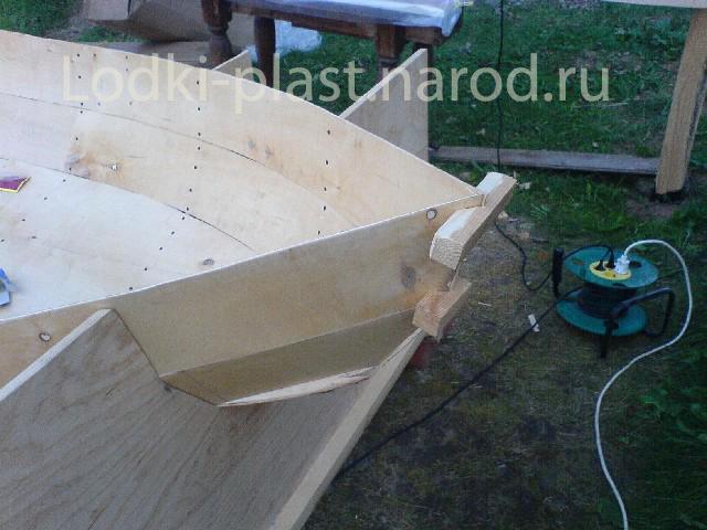 Как сделать водомет на лодку своими руками
